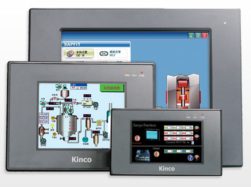 MT4000 : Middle-End HMIs Apply to Mainstream Applications